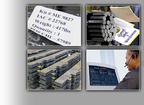 metals supply to machinery OEMs