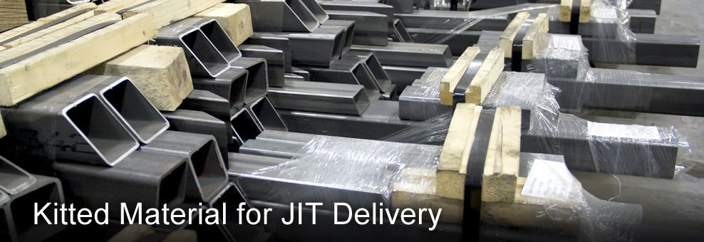 JIT metals delivery