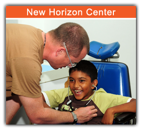 New Horizon Center for Children and Adults with Developmental Disabilities and Autism