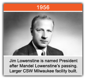 Jim Lowenstein joins CSW