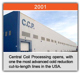 Central Coil Processing