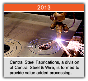Central Steel Fabrications